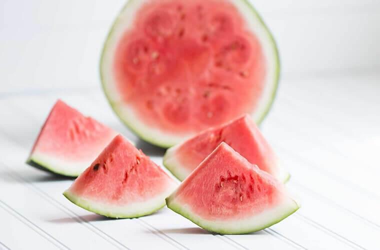 Snack-Ideen: Wassermelone am Kindergeburtstag