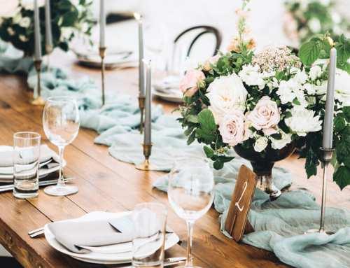 Die Hochzeitsdeko – wie dekorieren wir unsere Feier?