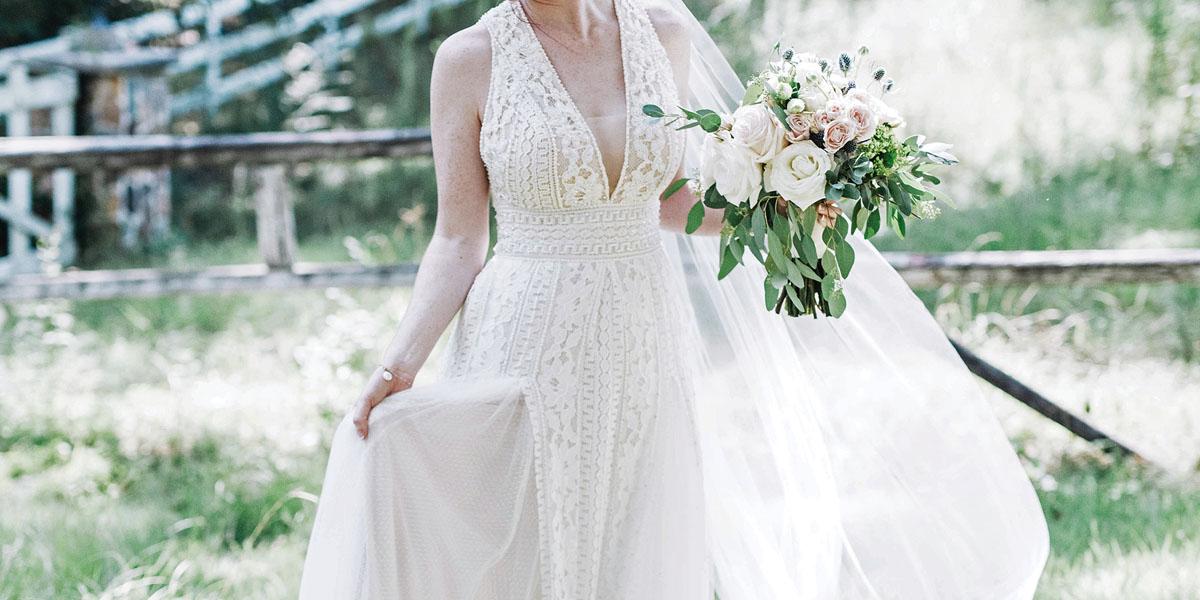Hochzeitskleid Blogbeitrag über den schönsten Tag des Lebens